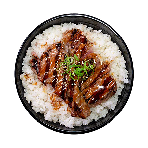 Foto Beef Teriyaki rice bowl